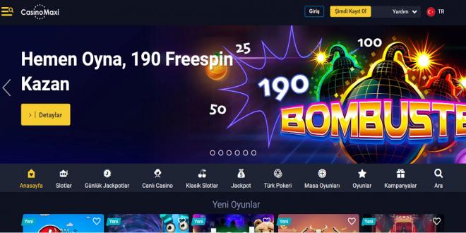 Casinomaxi Para Yatırma