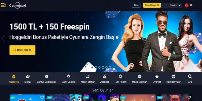 Casinomaxi TV