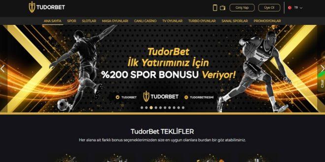Tudorbet TV